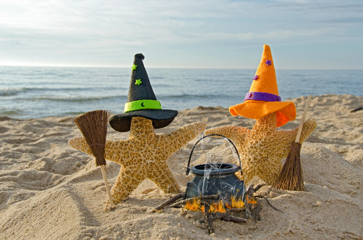 Coastal Halloween Celebration