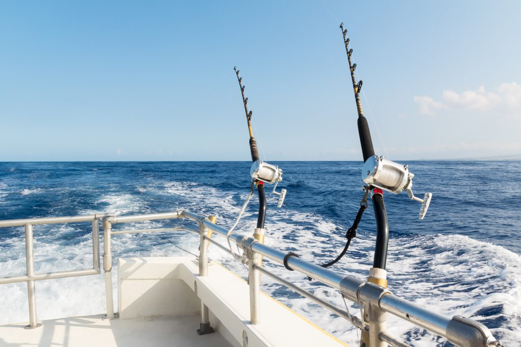 Fall Fishing in North Myrtle Beach