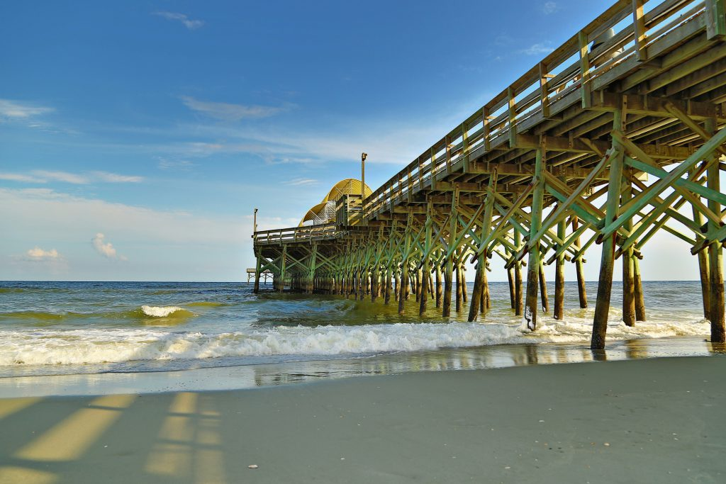 3 North Myrtle Beach Walking Trails to Explore with the Family