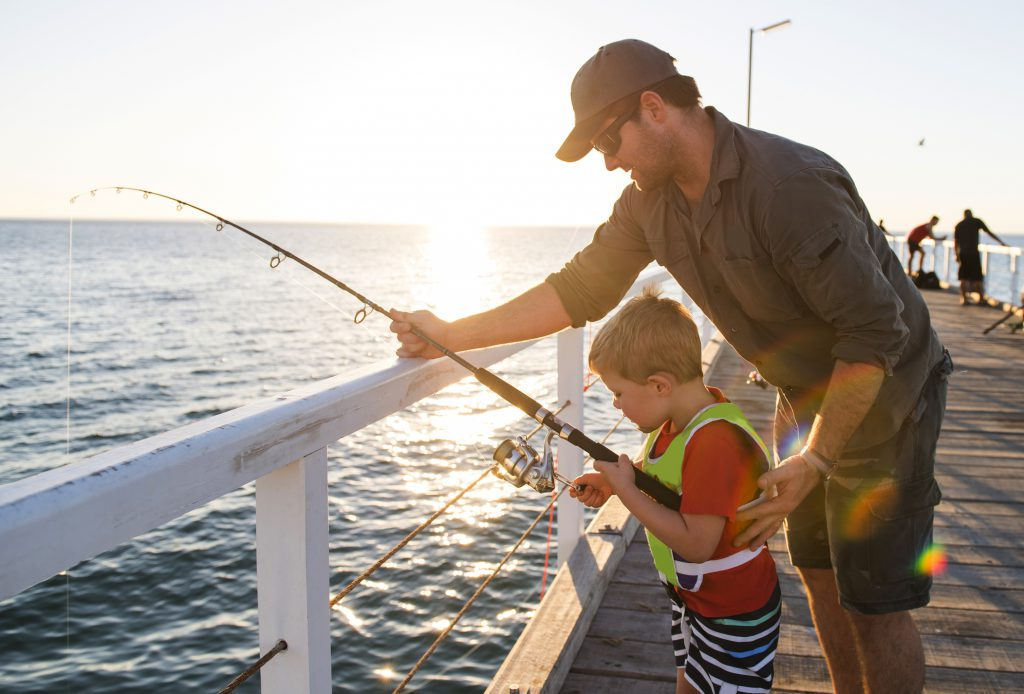 Experience Fishing on your Next Vacation to North Myrtle Beach