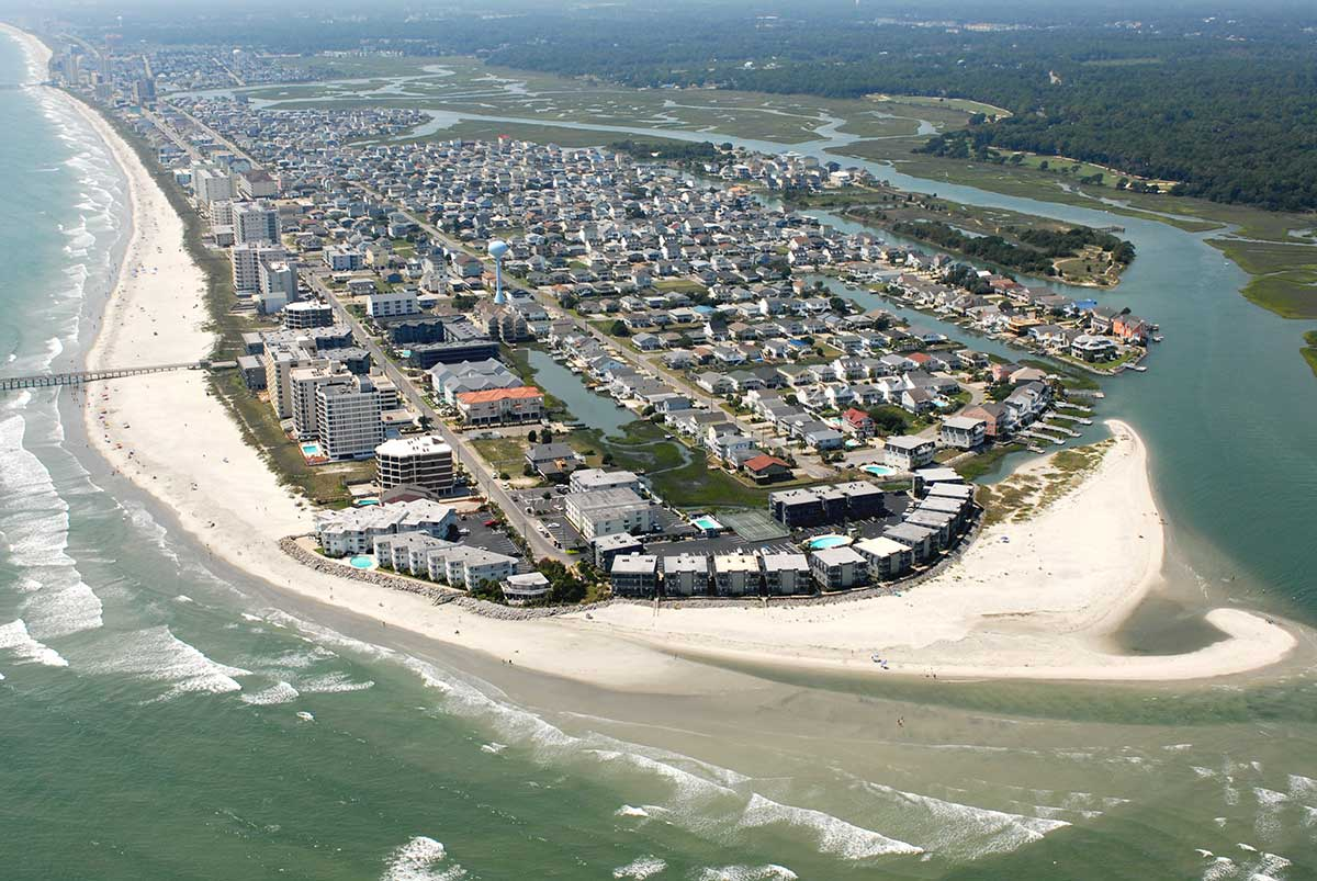 North Myrtle Beach Vacation Rentals North Beach Realty