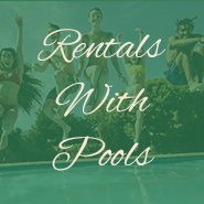Rentals with a pool