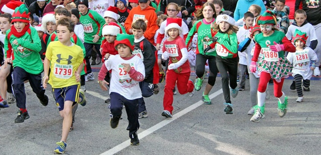 Jingle Bell Run & Walk 5k