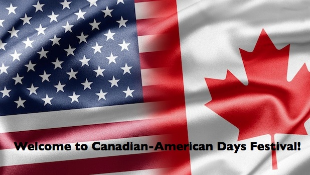 54th Annual Canadian-American Days Festival